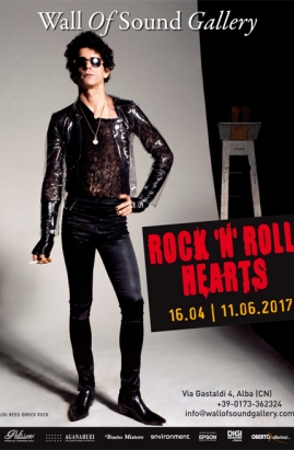 ROCK 'N' ROLL HEARTS