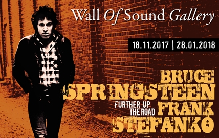 FRANK STEFANKO. BRUCE SPRINGSTEEN FURTHER UP THE ROAD