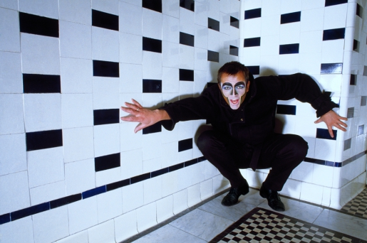 PETER GABRIEL by GUIDO HARARI