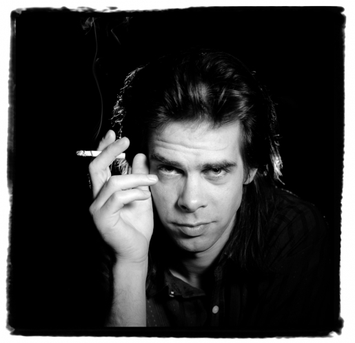 NICK CAVE by GUIDO HARARI
