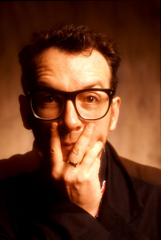 ELVIS COSTELLO by GUIDO HARARI