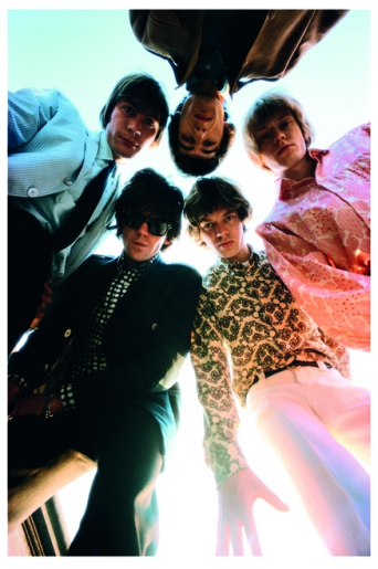 ROLLING STONES by ART KANE