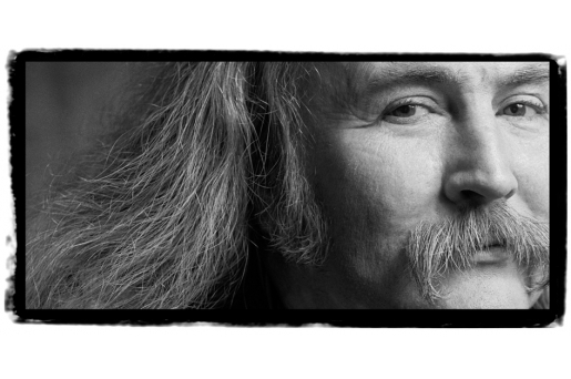 DAVID CROSBY by GUIDO HARARI