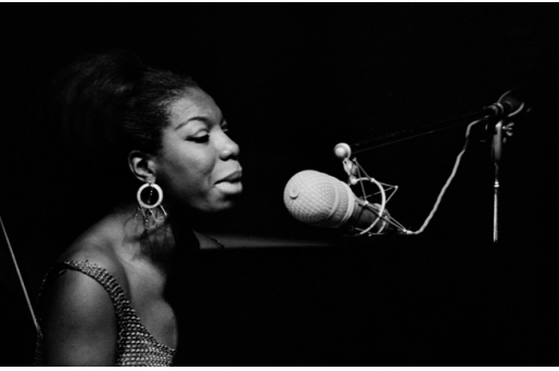 NINA SIMONE by JOE ALPER
