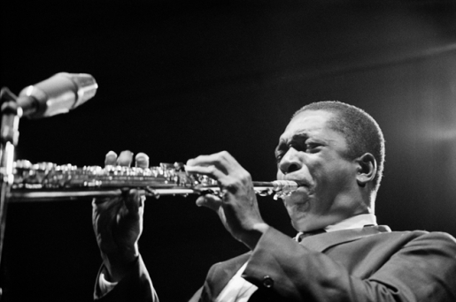 JOHN COLTRANE by JOE ALPER