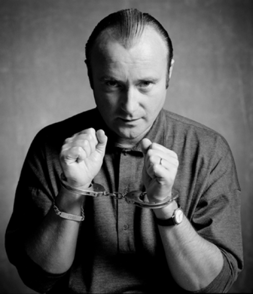PHIL COLLINS by LUCIANO VITI