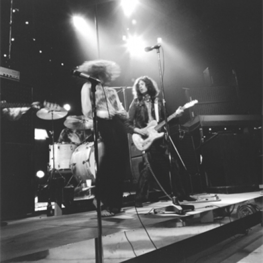 LED ZEPPELIN by GERED MANKOWITZ