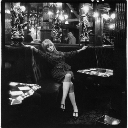 MARIANNE FAITHFULL by GERED MANKOWITZ