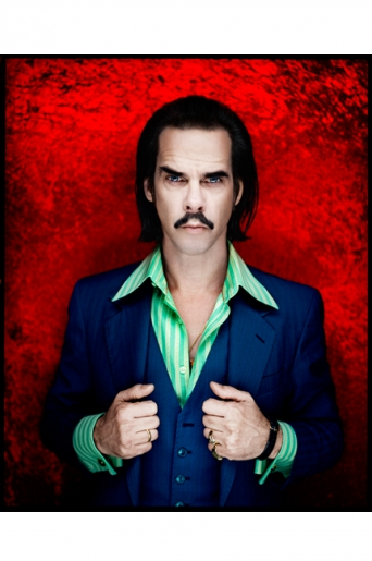 NICK CAVE by KEVIN WESTENBERG
