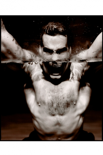 HENRY ROLLINS by KEVIN WESTENBERG