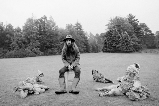 GEORGE HARRISON by BARRY FEINSTEIN