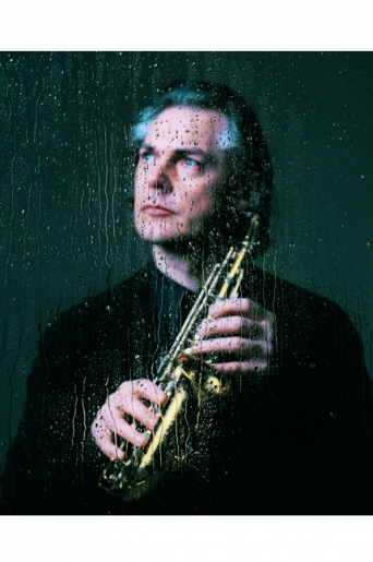 JAN GARBAREK by GUIDO HARARI