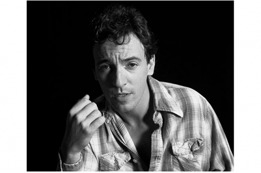 BRUCE SPRINGSTEEN by NORMAN SEEFF