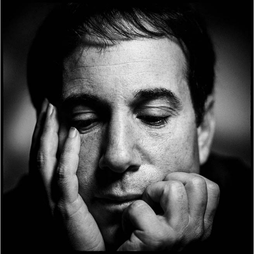 PAUL SIMON by DEBORAH FEINGOLD