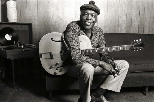 JOHN LEE HOOKER by NORMAN SEEFF