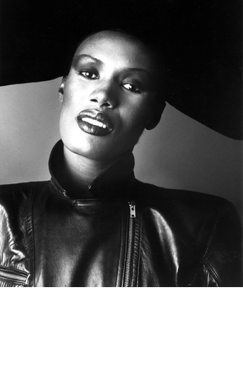 GRACE JONES by LUCIANO VITI