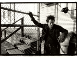 TOM WAITS, The Net, Santa Rosa, CA.1999.  by GUIDO HARARI