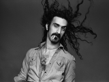 Frank Zappa, Los Angeles, 1976 by NORMAN SEEFF