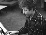 Bob DYLAN, NEW York, 1962 by JOE ALPER