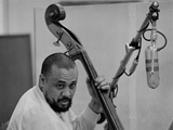 CHARLIE MINGUS, 1963. by JOE ALPER