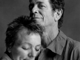 LAURIE ANDERSON & LOU REED, Torino, 2002 by GUIDO HARARI