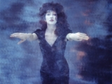 KATE Bush, UNDERWATER, Londra, 1989 by GUIDO HARARI