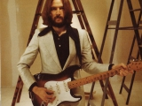 Eric Clapton, Los Angeles, 1970. by BARRY FEINSTEIN