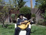 John Lee Hooker, Redwood City, 1991 by GUIDO HARARI