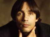 Jackson Browne, Milano, 1986 by GUIDO HARARI