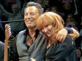 BRUCE SPRINGSTEEN and PATTI SCIALFA, 2016 by FRANK STEFANKO
