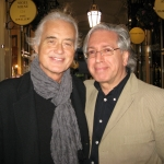 LONDRA, SNAP GALLERIES. GUIDO HARARI INCONTRA JIMMY PAGE