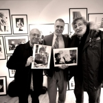 FRANCESCO GUCCINI ALLA WALL OF SOUND GALLERY!