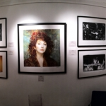 HUGE SUCCESS OF THE KATE BUSH EXHIBIT AT SNAP GALLERIES!