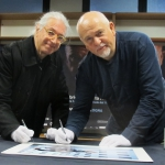 PETER GABRIEL E GUIDO HARARI FIRMANO DUE NUOVE CLASSIC EDITIONS