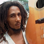 DAVID BURNETT'S HISTORIC PHOTOGRAPHS OF BOB MARLEY ON SHOW FOR 70TH BIRTHDAY ANNIVERSARY.