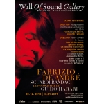 """FABRIZIO DE ANDRÉ. SGUARDI RANDAGI"", BOOK AND EXHIBITION IN ALBA, DECEMBER 1ST."