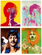 RICHARD AVEDON. THE BEATLES.